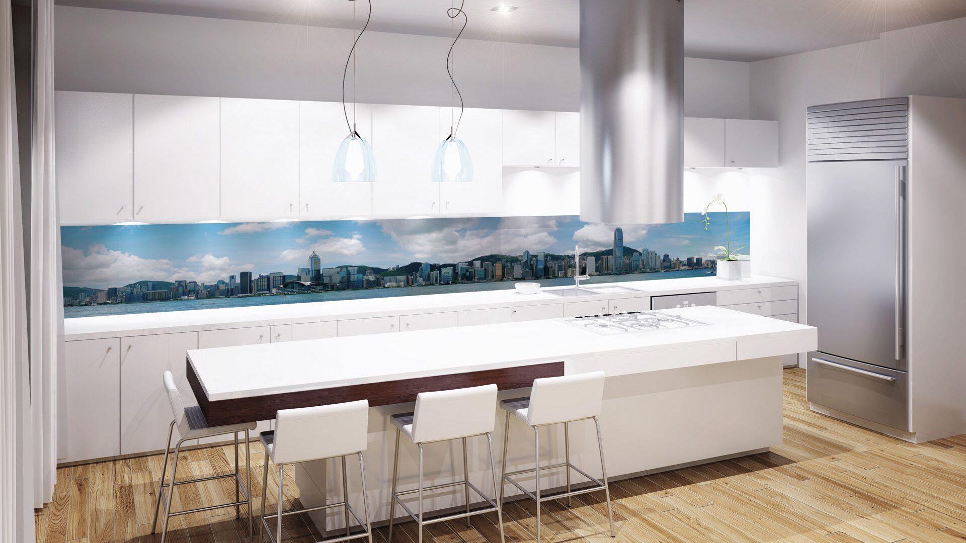 Küchenrückwände von Glas Marte | Küchenwelt Markant in Dornbirn, Vorarlberg