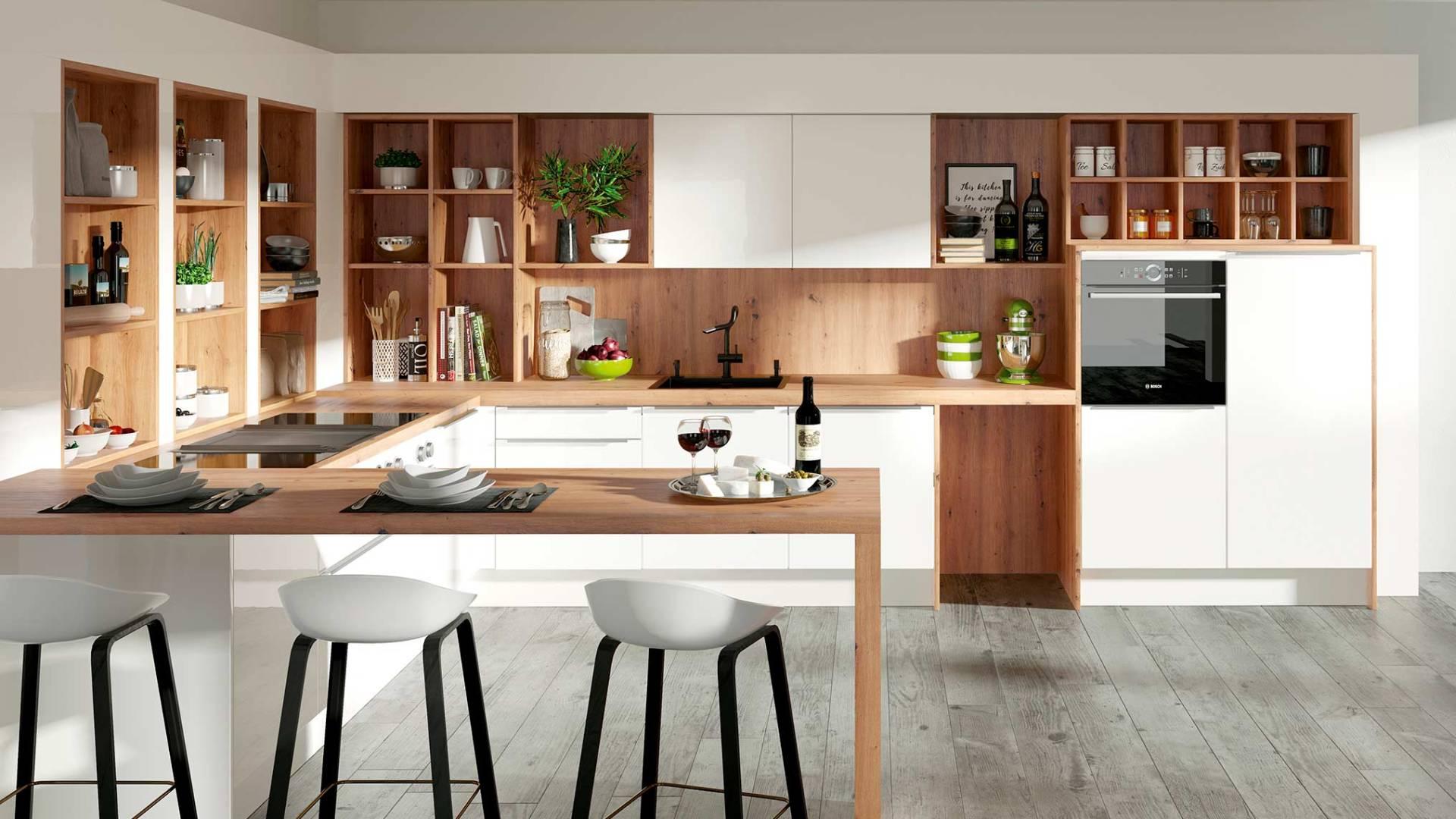 Küche in Dornbirn, Vorarlberg | Miele Center Küchenwelt Markant