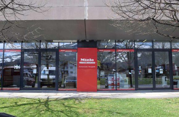 Schauraum Schauraum Miele Center Markant in Dornbirn