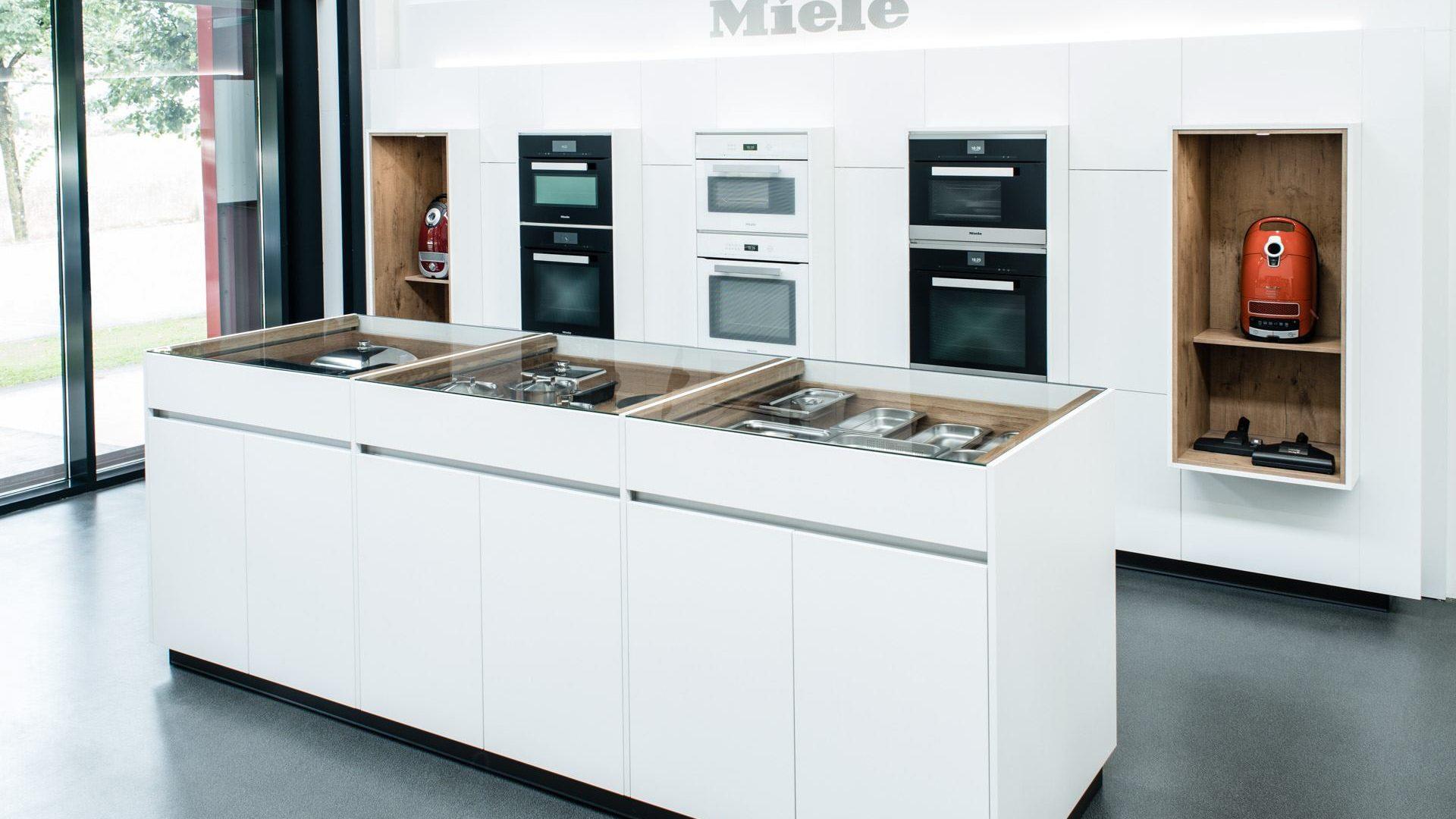 Miele Geräte für den Haushalt im Miele Center Markant in Dornbirn