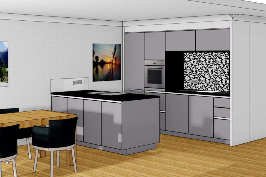 Küchenplanung im Miele Center Markant