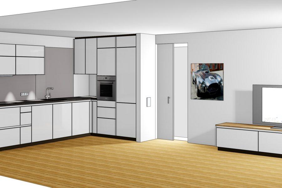 3D-Küchenplanung im Miele Center Markant