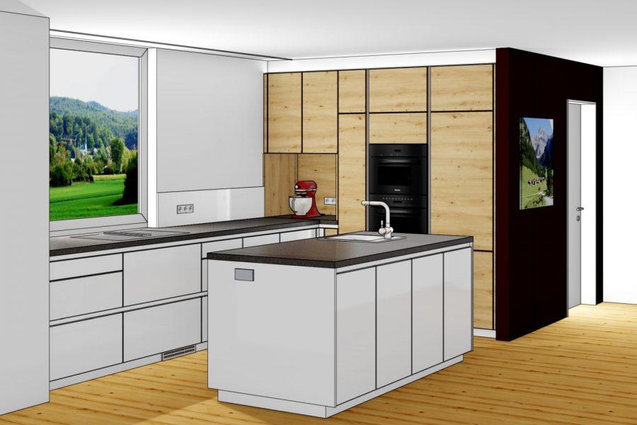3D-Küchenplanung für Ihre Traumküche