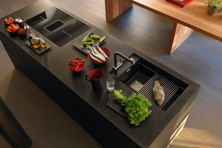 Bei uns finden Sie exklusive Küchenrückwände von Systemo